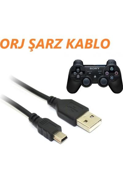Ps3 Dualshock 3 Orj Şarz Kablosu