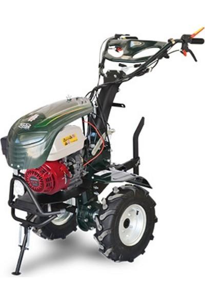 Kaan 27 S 3+1 Gx 200 Honda Benzinli Çapa Makinası
