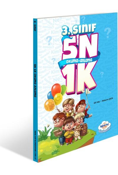 Öğretmen Evde Yayınları 3. Sınıf 5N1K Okuma Anlama Kitabı + 3. Sınıf Okuma Anlama Kitabı