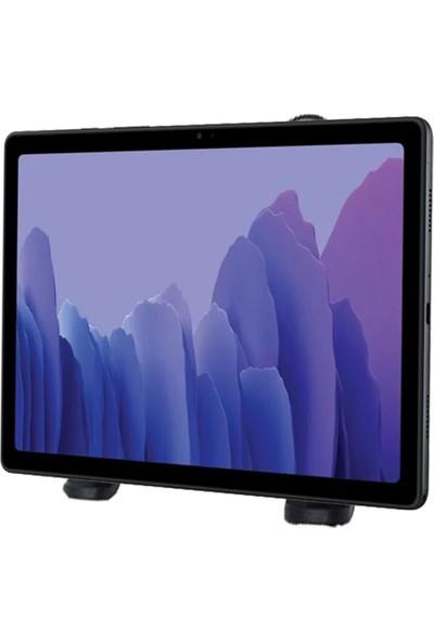 Pembe Karınca Yükseklik Ayarlı Telefon Tablet Standı Siyah