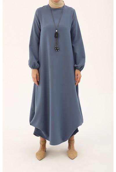 ALLDAY Yanları Bağcıklı Elbise