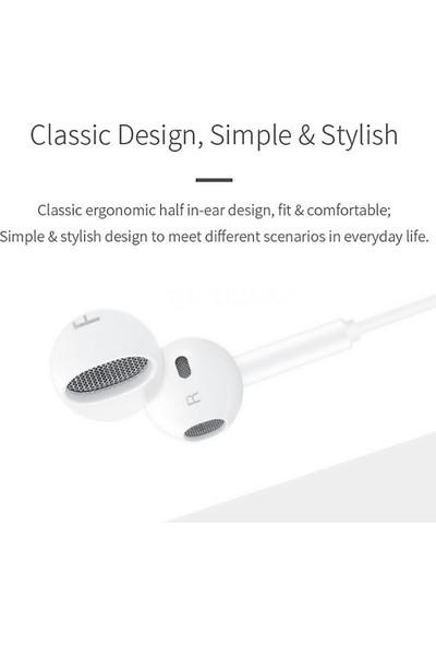 Huawei CM33 USB C Kulaklık Mic / Ses Kontrollü Yarım (Yurt Dışından)