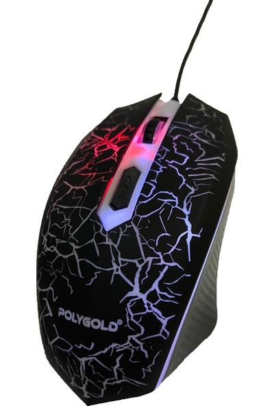 Owwotech Oyuncu Klavyesi-Oyuncu Mouse-Mousepad-Oyuncu Kulaklığı 4 In 1 Set OW-8050