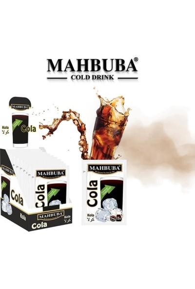 Mahbuba Cola Soğuk Toz İçecek 24x9gr