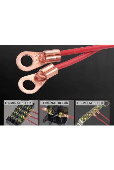 Zembil BA35 35 Nolu Bakır Başlık Kablo Ucu Terminal Fiş (2 Adet)