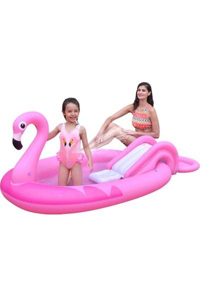 Jilong Sunclub Flamingo Oyun Havuzu 213X123X78 cm