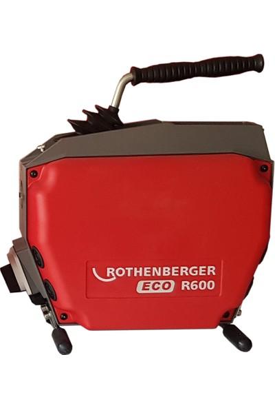 Rothenberger Kanal Gider Açma Makinesi Rothenberger R600 Eko