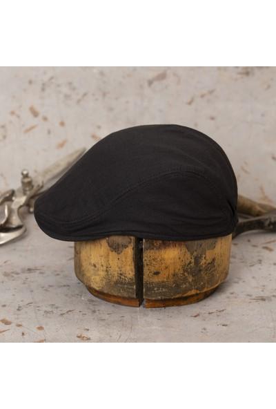 Jenkins Yazlık Ördek Keten Kasket Şapka