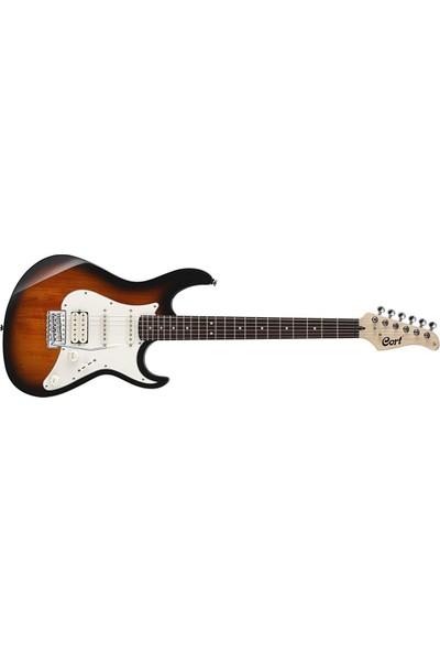 Cort G110 2 Tone Burst Elektro Gitar
