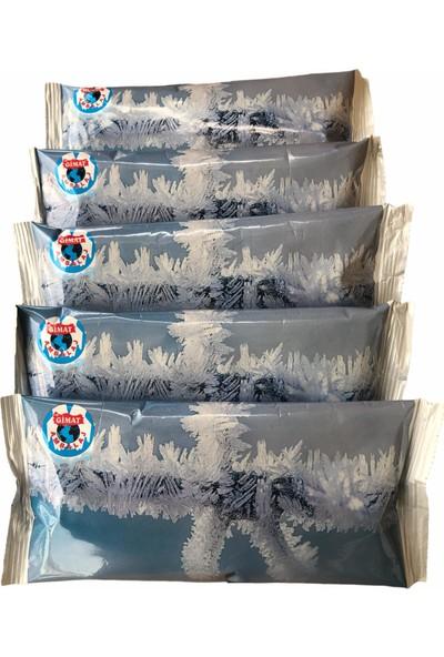 Viyol Pazarı Jel Içerikli 280 gr Poşet Buz Aküsü 5 Adet