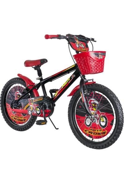 Rival 20 Jant Beemer 7-10 Yaş Arası Çocuk Bisikleti Zil-Ayna-Denge Tekeri