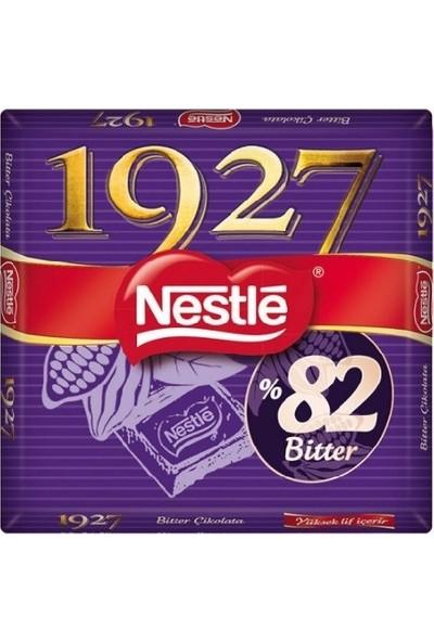 Nestle 1927 Bitter Çikolata %82 Kakaolu 6'lı 60 gr