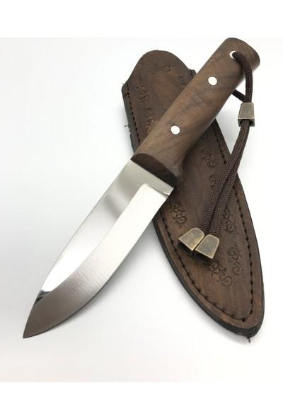 Akın Bıçak El Yapımı Bushcraft Kamp Bıçağı BB32