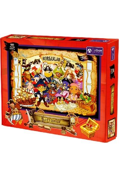 Adam Games Korsanlar 150 Parça Puzzle