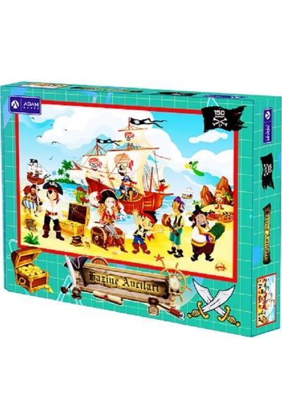 Adam Games Hazine Avcıları 150 Parça Puzzle