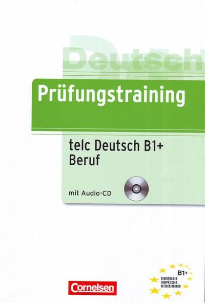 Prüfungstraining Telc Zertifikat B1 +Beruf Mit CD - Gabi Baier