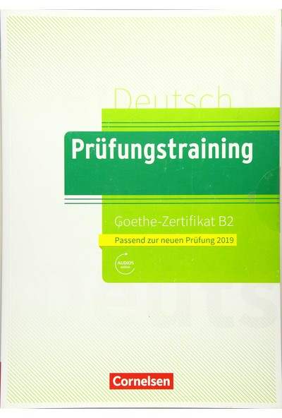 Prüfungstrainingb2 Goethe Zertifikat - Gabi Baier