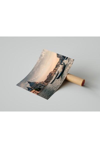 Termofom Italya Venedik Posteri (35X50)