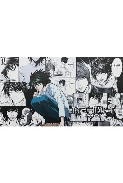 Termofom Death Note Posteri (35X50)