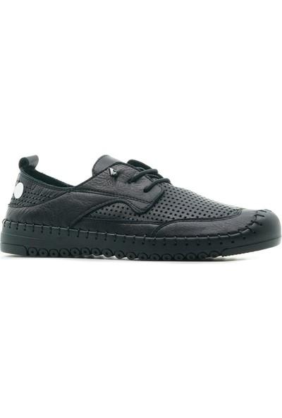 Mammamia Kadın Deri Günlük Casual Ayakkabı (36-40) 21Y D21YA-3615 Z