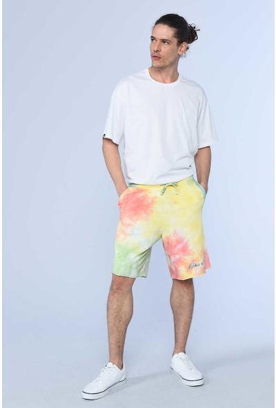 Ecko Unltd Set Mix Renk Erkek Mix Renklı, Cepli Şort