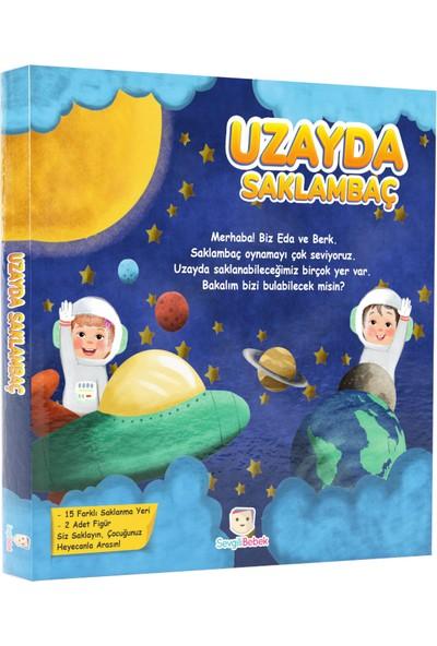Saklambaç Kitabı - Uzayda