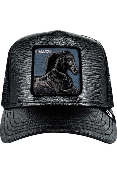 Goorin Bros Black HORSE101-0624 Şapka