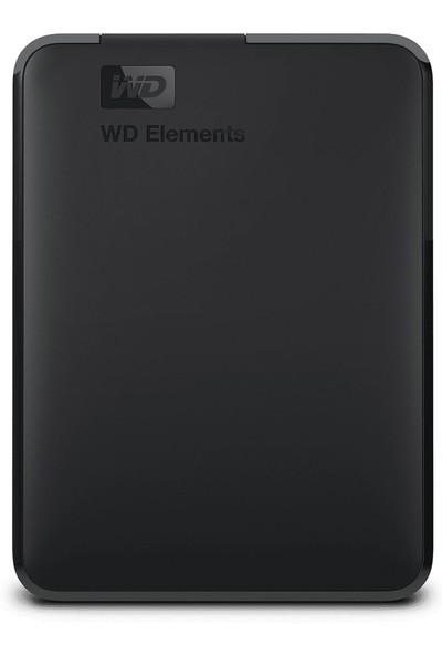 Wd Elements 1 Tb 3.0 2.5'' Taşınabilir Harici Harddisk