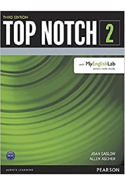 Pearson Education Yayıncılık Top Notch - 2 Student's Book + Workbook With Myenglishlab