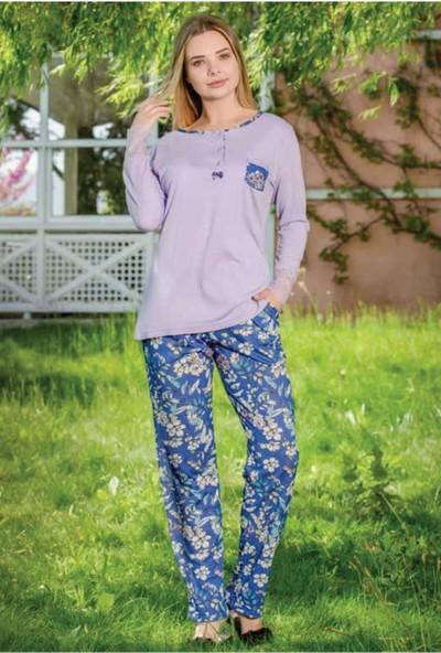 Yeni Inci Kadın Pijama Takım YP1650