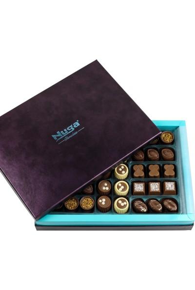 Nuga Turkuaz Büyük Kutu Special Çikolata