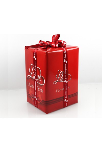 Nuga Sevgiliye Sürpriz Kalpli Kutular Special Çikolata
