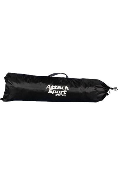 ATTACK SPORT AFF176 4 Metre Futbol Kale Filesi 2,5 mm 12X12 cm