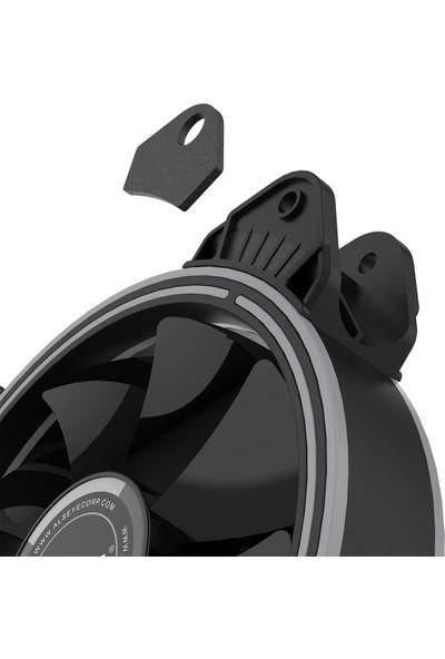 Alseye H4.0 120MM Tekli Rgb Kasa Fanı