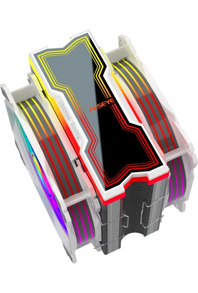 Alseye M120-D Tower 2x Rgb Fanlı Işlemci Soğutucu