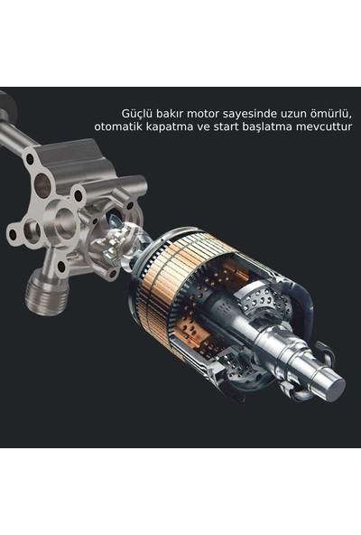 Handwerker 12V 4400 Mah Lityum Akülü Basınçlı Yıkama ve Ilaclama Makinesi