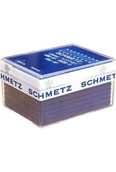 Schmetz Ponteriz Deri Dikiş Iğnesi/ DPX17 100 Adet