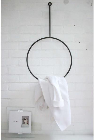 Metal Askılık Banyo Havlu Askısı Askılık Modelleri Duvar Askısı 1 Adet