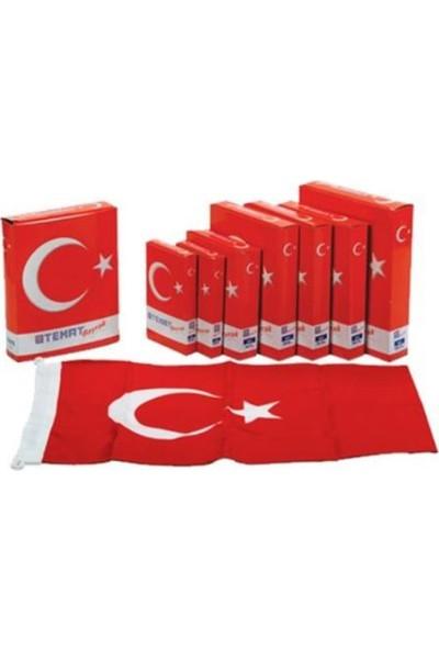 Temat Türk Bayrağı 100X150 cm