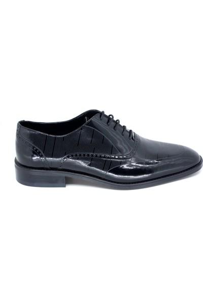 Oskar 2135 Erkek Neolit Taban Deri Klasik Ayakkabı