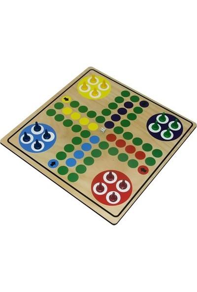 HED Dama+Kızma Birader+Satranç 3'lü Zeka Oyunu