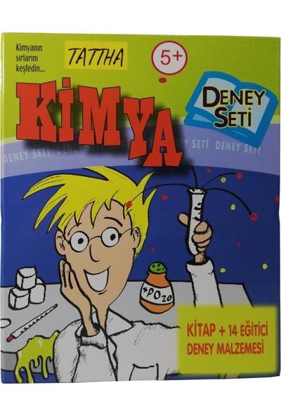 HED Kimya Deney Seti Kimya Eğitim Kiti