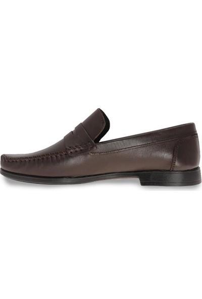 Çizgi 2059 Deri Erkek Ayakkabı
