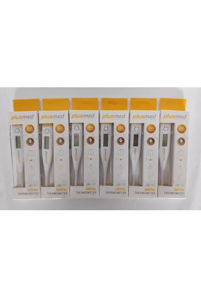 Plus Med Plusmed Pm 101 Dijital Koltuk Altı Beden Derecesi (Thermometer) 6 Adet (Kutuda 6 Adet)