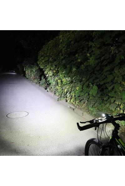 Schulzz Eos LED 1500 Mah Su Geçirmez Far Bisiklet Feneri