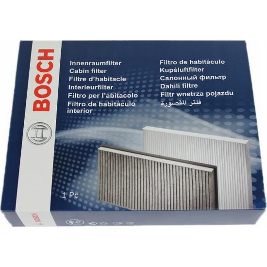 Bosch Ford Focus Iıı 1.6 Tdci 2010-2020 Karbonlu Polen Filtresi