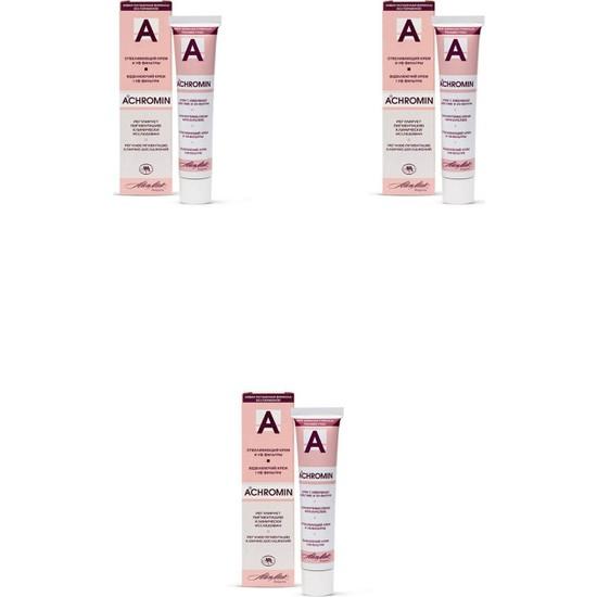 Achromin Leke Kremi 40 ml x 3 Adet