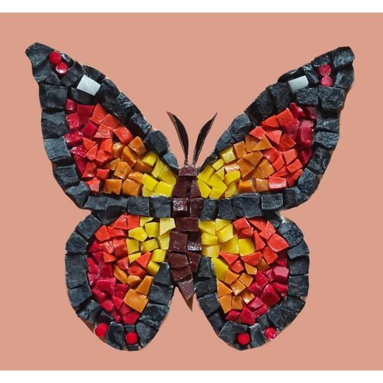 Mozaik Hobi Ilkbahar Mozaik Kiti 20 x 20 cm