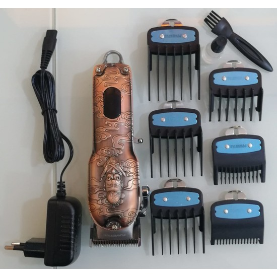 Powertec TR-6700 Saç&sakal Kesim Makinası