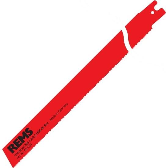 Rems Üniversal Testere Bıçağı 300 mm 561004 5 Li Paket Made In Germany